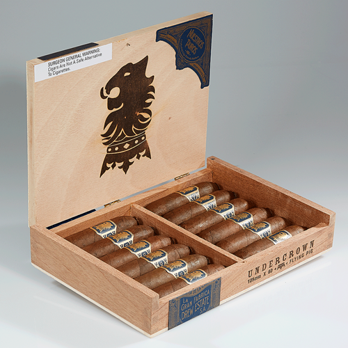 Save On Drew Estate Undercrown Flying Pig Box Of 12 At