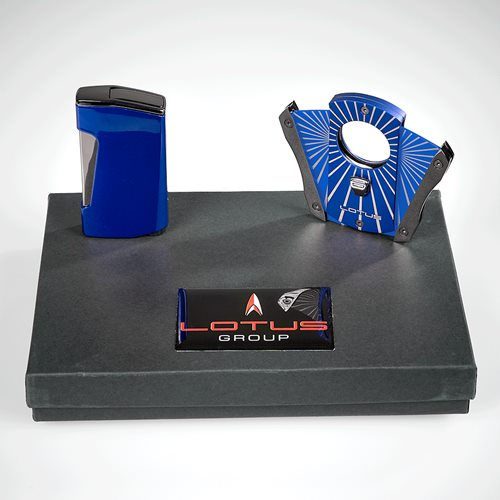 Lotus Deception and Chroma Gift Set Cigar Accessory Samplers
