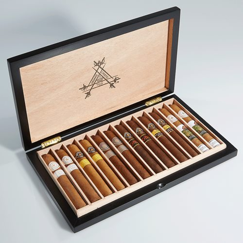 Montecristo 12-Cigar Limited Edition Sampler Cigar Samplers