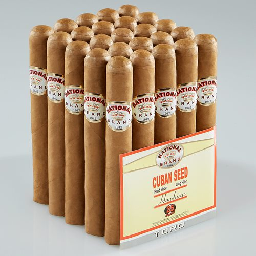 National Brand Bundles Cigars