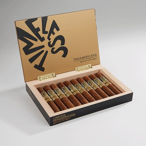 "Timeless Panamericana by Nat Sherman Epicure (Robusto) (5.0""x50) Box of 10"