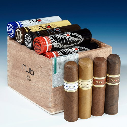 NUB Tubo Sampler Box Cigar Samplers