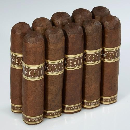 Nub Nuance Triple Roast Espresso Pack Cigar Com