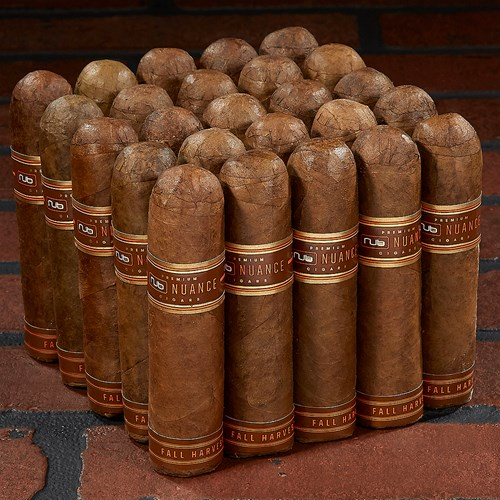 Nub Nuance Fall Harvest Cigars
