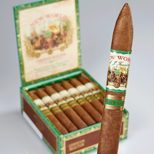 New World Cameroon by AJ Fernandez Cigars
