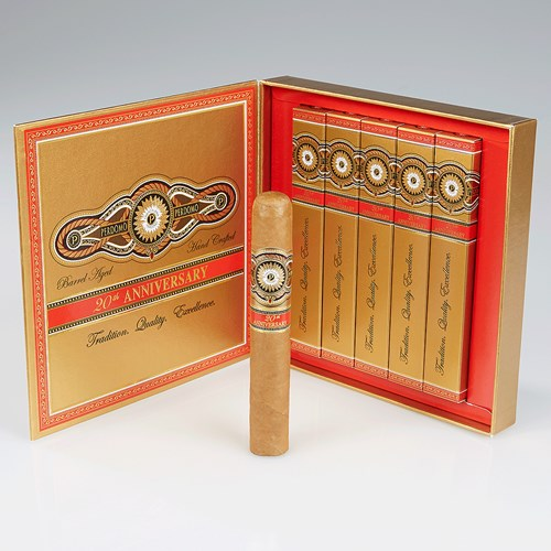Perdomo 20th Anniversary Cigar Samplers