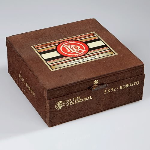 PDR 1878 Natural Roast Cafe Cigars