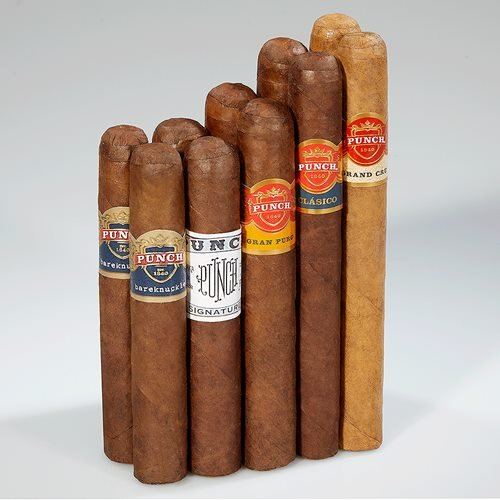 Punch Variety Sampler II Cigar Samplers