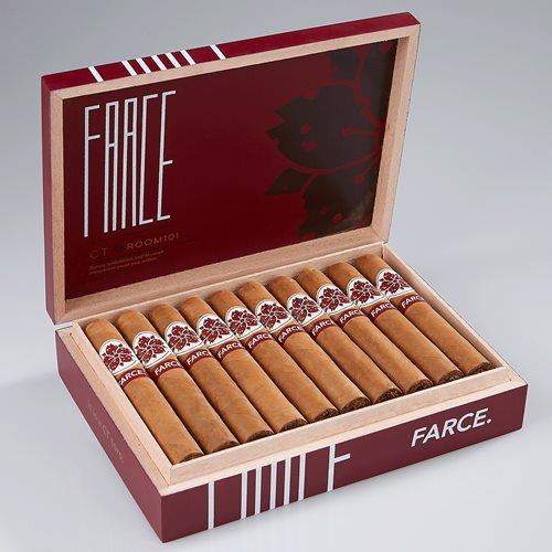 Room101 FARCE. Connecticut Cigars