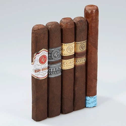 Rocky Patel 93 Rated 5-Star Sampler Cigar Samplers