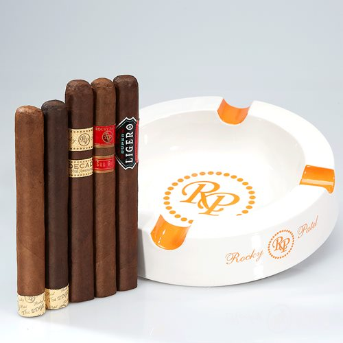 Rocky Patel All-Star Ashtray Collection Cigar Accessory Samplers