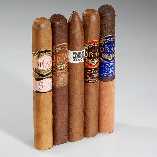 Southern Draw 5-Star Sampler Cigars