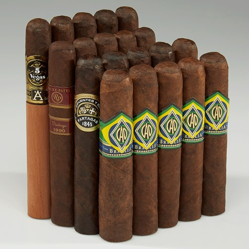Maduro Mixer Collection Cigar Samplers