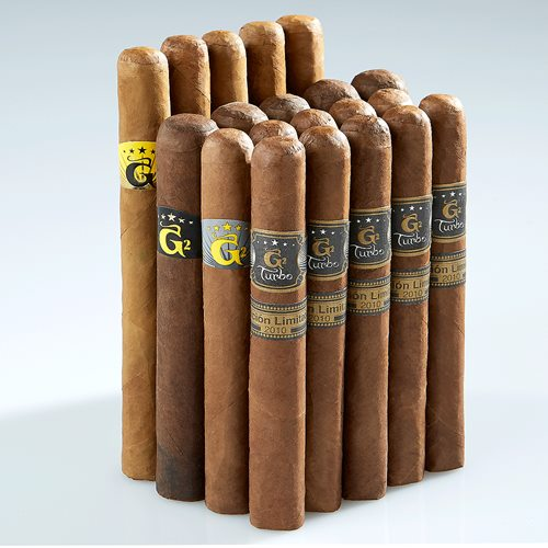 Graycliff 'G2' Top-Twenty Collection II Cigar Samplers
