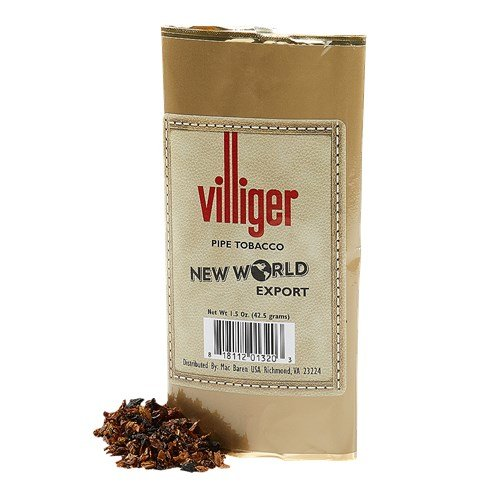 Villiger New World Export  1.5 Ounce Pouch
