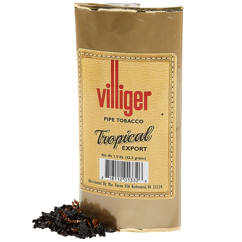 Villiger Tropical Export  1.5 Ounce Pouch