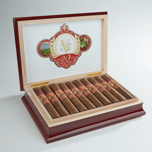Victor Sinclair 20th Anniversary Cigars