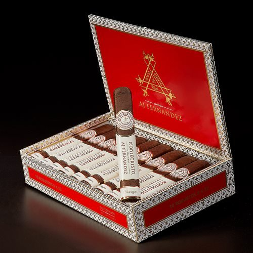 Montecristo Crafted By AJ Fernandez Cigars