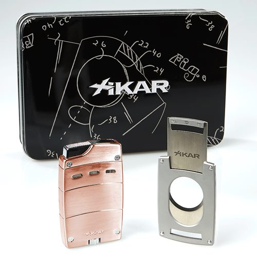 Xikar Ultra Lighter/Cutter Combo Cigar Accesories