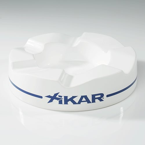 Xikar Wave Ashtray  White