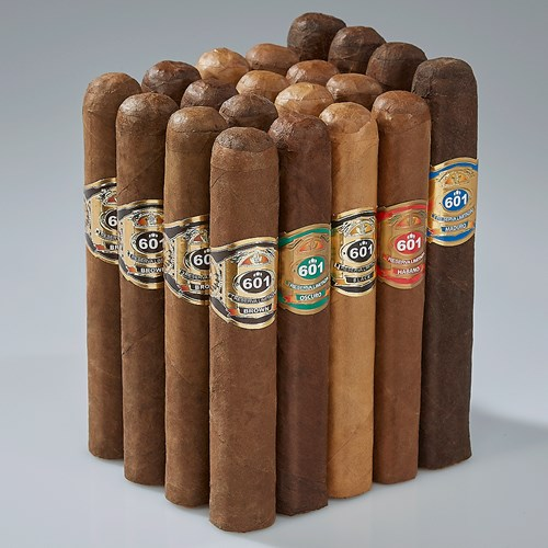 601 Serie Collection Cigar Samplers