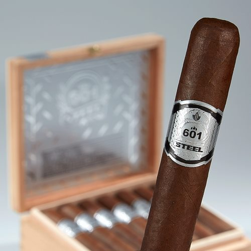 601 Steel Cigars
