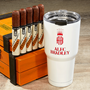 Alec Bradley Ultimate Combo  5 Cigars + Travel Mug
