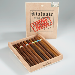 Tatuaje Skinny Monsters Sampler Boxes