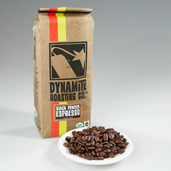 Dynamite Roasing Co. - Black Powder Espresso