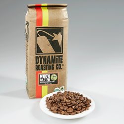 Dynamite Roasting Co. - Mountain Morning Blend