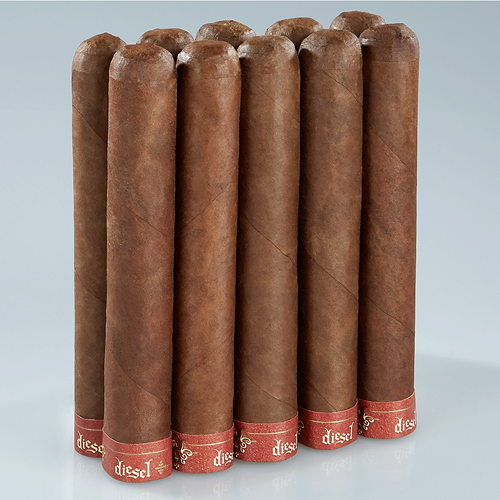 "Diesel Unlimited d.5 (Robusto) (5.5""x54) Pack of 10"