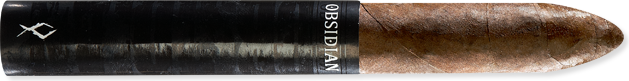 "Obsidian Belicoso (6.5""x52) Pack of 20"