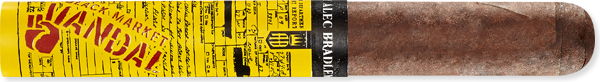 "Alec Bradley Black Market Vandal (Toro) (6.2""x54) Box of 10"