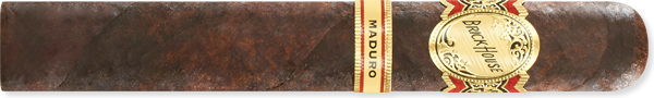 "Brick House Maduro Mighty Mighty (Gordo) (6.2""x60) Pack of 10"