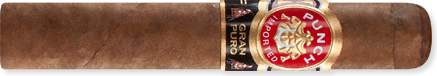 "Punch Gran Puro Santa Rita (Robusto) (4.5""x52) Box of 25"