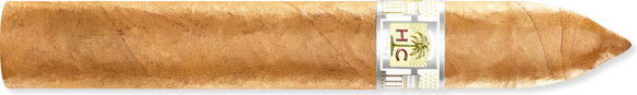 HC Series White Shade Grown Belicoso