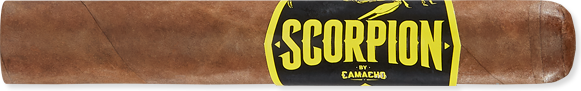 Camacho Scorpion Sun Grown Gordo
