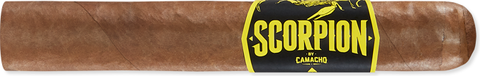 Camacho Scorpion Sun Grown Super Gordo