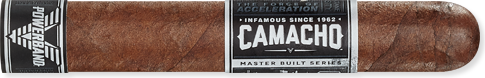 "Camacho Powerband Robusto (5.0""x50) Pack of 10"