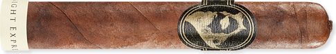 "Caldwell E.S. Midnight Express Robusto (5.0""x50) Pack of 5"