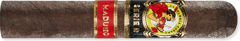 "La Gloria Cubana Serie R No. 4 Maduro (Robusto) (4.9""x52) Pack of 5"