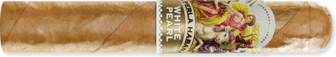"La Perla Habana White Pearl Robusto (5.0""x52) Box of 20"