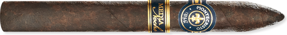 "Montecristo Media Noche No. 2 (Torpedo) (6.1""x54) Box of 20"