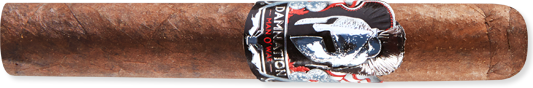"Man O' War Damnation Robusto No. 1 (5.5""x52) Box of 20"