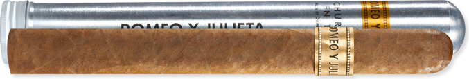 Romeo y Julieta 1875 Churchill Tubos