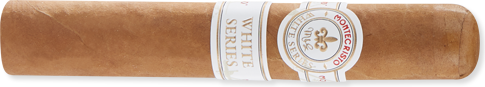 "Montecristo White Series Rothschilde (Robusto) (5.0""x52) Box of 27"