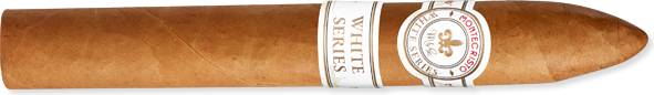 "Montecristo White Series No. 2 Belicoso (6.1""x52) Pack of 5"