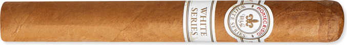 "Montecristo White Series Churchill (7.0""x54) Pack of 5"