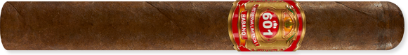 "601 Red Habano Toro (6.0""x50) Box of 20"