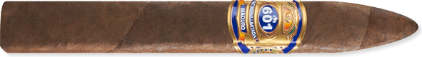 601 Blue Box-Pressed Maduro Torpedo
